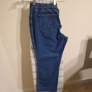 Just My Size Bootcut Jeans 18W/20W Petite